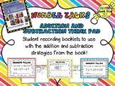 NUMBER TALKS Think Pads