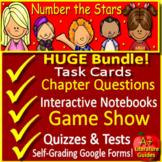 Number the Stars NOVEL STUDY Unit Bundle Printable AND Dig