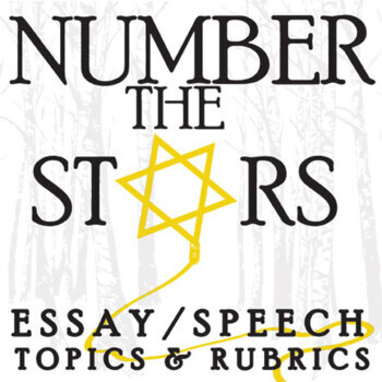 essays on number the stars Immediately download the number the stars summary, chapter-by-chapter analysis, book notes, essays, quotes, character descriptions, lesson plans, and more.