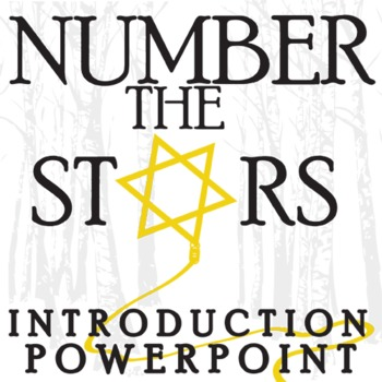 NUMBER THE STARS Intro to WWII Notes PowerPoint
