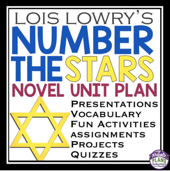 NUMBER THE STARS UNIT PLAN