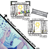 NUMBER THE STARS Unit Novel Study - Literature Guide (Print & Digital Included)