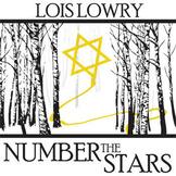 NUMBER THE STARS Unit - Novel Study Bundle (Lois Lowry) -