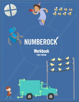 NUMBEROCK Student Workbook Class Set [Pack of 10]