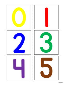 0-10 NUMBERS