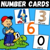 Number Cards 0-10