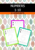 NUMBERS 1-10 - FOR KINDERGARTEN AND PRE-KG