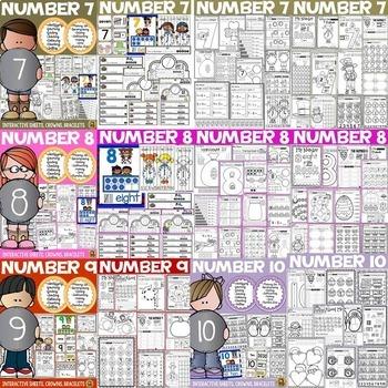 NUMBERS: NUMBER SENSE