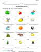 NUMBERS AND COLORS ACTIVITIES PACK (FRENCH)