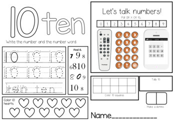 NUMBERS ARE EVERYWHERE!!