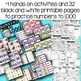 NUMBERS TO 1,000!  {ACTIVITIES AND PRINTABLES}