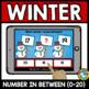 NUMBERS TO 20 BOOM CARDS BUNDLES (WINTER ACTIVITY KINDERGARTEN FEBRUARY MATH)