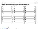 NUMBERS TO 30 TEST (ARABIC-HINDI)