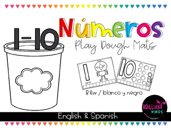 NUMBERS in english and spanish / NUMEROS