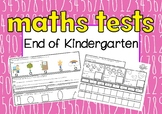 NUMERACY ASSESSMENTS End of Kindergarten