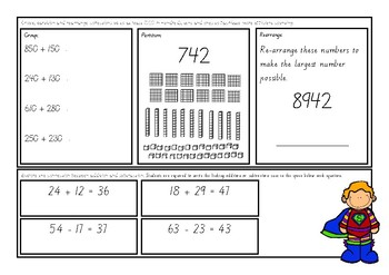 NUMERACY ASSESSMENTS End of Year Two (Progression Point 2)