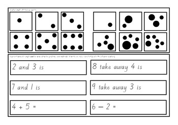 NUMERACY ASSESSMENTS Mid Year One (Progression Point F.5)