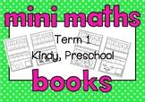NUMERACY WORKBOOK Term 1 (Mini)