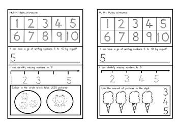 NUMERACY WORKBOOK Term 2 (Mini)