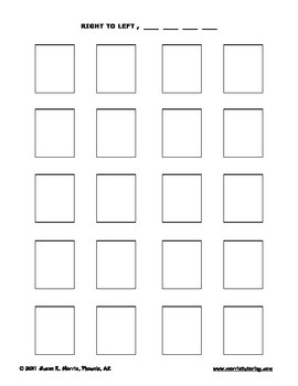 NUMERAL FORMATION - Laterality Focus