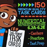 NUMERICAL RELATIONSHIPS ★ Math TEK 6.2A 6.2B 6.2C 6.2D & 6.2E ★STAAR Math Review