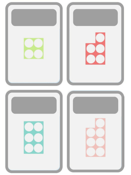 NUMICON PLAYING CARDS (0-30)