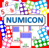 NUMICON style math pack