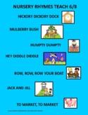 NURESRY RHYMES TEACH 6/8 TIME!!