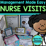 NURSE PASS and More: Passes, Notes to Parents, Donation Requests