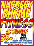 NURSERY RHYME FITNESS