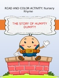 HUMPTY DUMPTY NURSERY RHYME READ-A-LOUD