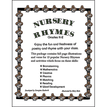 NURSERY RHYMES Gr. K-2