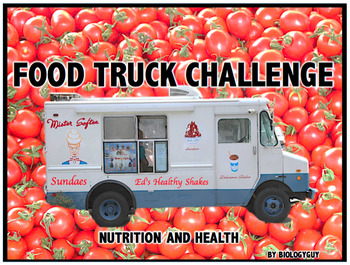"NUTRITION ""FOOD TRUCK CHALLENGE"""