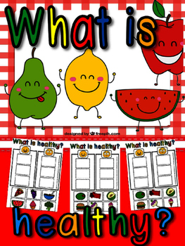 NUTRITION HEALTHY AND UNHEALTHY