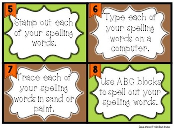 NUTTY for Spelling {Spelling Activities for ANY List!} *freebie*