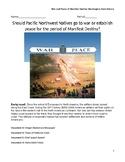 NW Coast Natives, Treaties, and Manifest Destiny