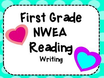 NWEA- 1st Grade Reading Helper-Writing