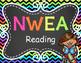NWEA Clip Chart Data Tracker - Multi color Chevron - EDITABLE to your needs