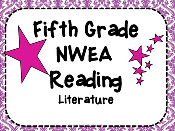 NWEA- Fifth  Grade Helper- Reading-Literature