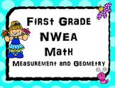 NWEA- First Grade Helper- Measurement and Geometry Section