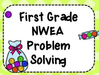 NWEA- First Grade Helper-Problem Solving Section