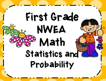 NWEA- First Grade Helper-Statistics and Probability Section