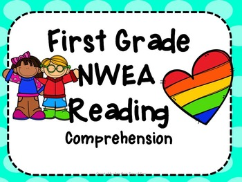 NWEA-  First Grade Reading Helper-Comprehension