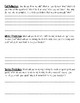 NWEA Goal Setting Sheets