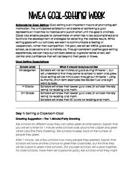 NWEA Goal-Setting Week