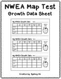 NWEA Growth Data Sheet (Editable)