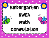NWEA- Kindergarten Helper- Computation Section