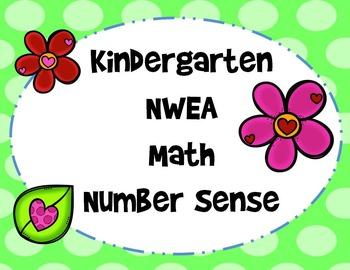 NWEA- Kindergarten Helper-Number Sense Section