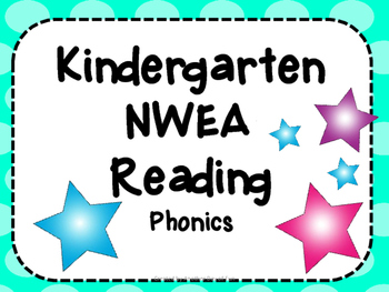 NWEA- Kindergarten Reading Helper-Phonics