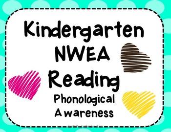 NWEA- Kindergarten Reading Helper-Phonological Awareness